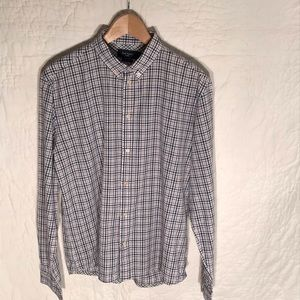 Paul Smith Jeans Casual Dress Shirt (L)